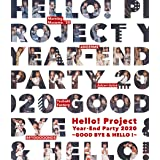 Hello! Project Year-End Party 2020 〜GOOD BYE & HELLO ! 〜 (Blu-ray) (特典なし)