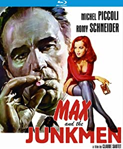 Max and the Junkmen [Blu-ray]