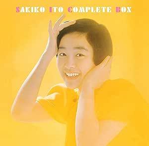伊藤咲子COMPLETE BOX(DVD付)