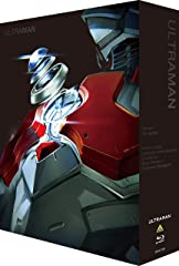 ULTRAMAN Blu-ray BOX (特装限定版)