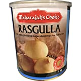 Maharajah's Choice Rossogulla, 1 kg