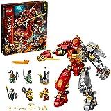 レゴ(LEGO) ニンジャゴー 巨神メカ ファイヤーストーン 71720