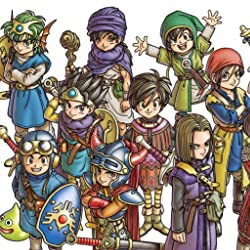 ドラゴンクエストの人気壁紙画像 Dragon Quest Illustrations: 30th Anniversary Edition