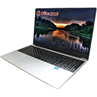 【Microsoft Office 2019搭載】【Win 10搭載】wajun Pro-9x/Gemini Lake世代Celeron N4100 1.1GHz(4コア)/DDR4メモリー:8GB/大手メーカーSSD:180GB/15.6型フルHD液晶/Webカメラ/10キー/USB 3.0/miniHDMI/無線機能/Bluetooth/リカバリーUSBメモリー付属/超軽量大容量バッテリー搭載ノートパソコン (SSD:180GB)
