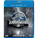 ジュラシック・ワールド3D ブルーレイ&DVDセット(ボーナスDVD付) [Blu-ray]