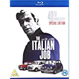 The Italian Job 40th Anniversary Special Edition [Blu-ray] [Import]