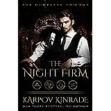 The Night Firm: A Vampire Romance