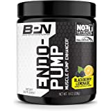 Bare Performance Nutrition, Endo Pump Muscle Pump Enhancer, L-Citrulline, NO3-T Betaine Nitrate & VasoDrive-AP Hydrolyzed Cas