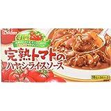 ハウス食品 完熟トマトのハヤシライスソース 184g