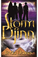 Storm Djinn (Djinn Quartet Book 3) Kindle Edition