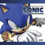 SONIC THE HEDGEHOG ORIGINAL SOUND TRACK Vol. 3