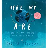 Here We Are: Notes for Living on Planet Earth (Book & CD)
