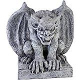 Design Toscano AL52694 Gomorrah The Gothic Gargoyle Statue, 11 Inch