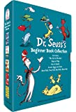 Dr. Seuss's  Beginner Book Collection: The Cat in the Hat; One Fish Two Fish Red Fish Blue Fish; Green Eggs and Ham; Hop on Pop; Fox in Socks (Beginner Books(R))