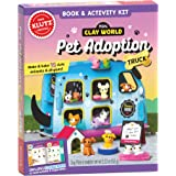 Klutz 864386 Mini Clay World Pet Adop