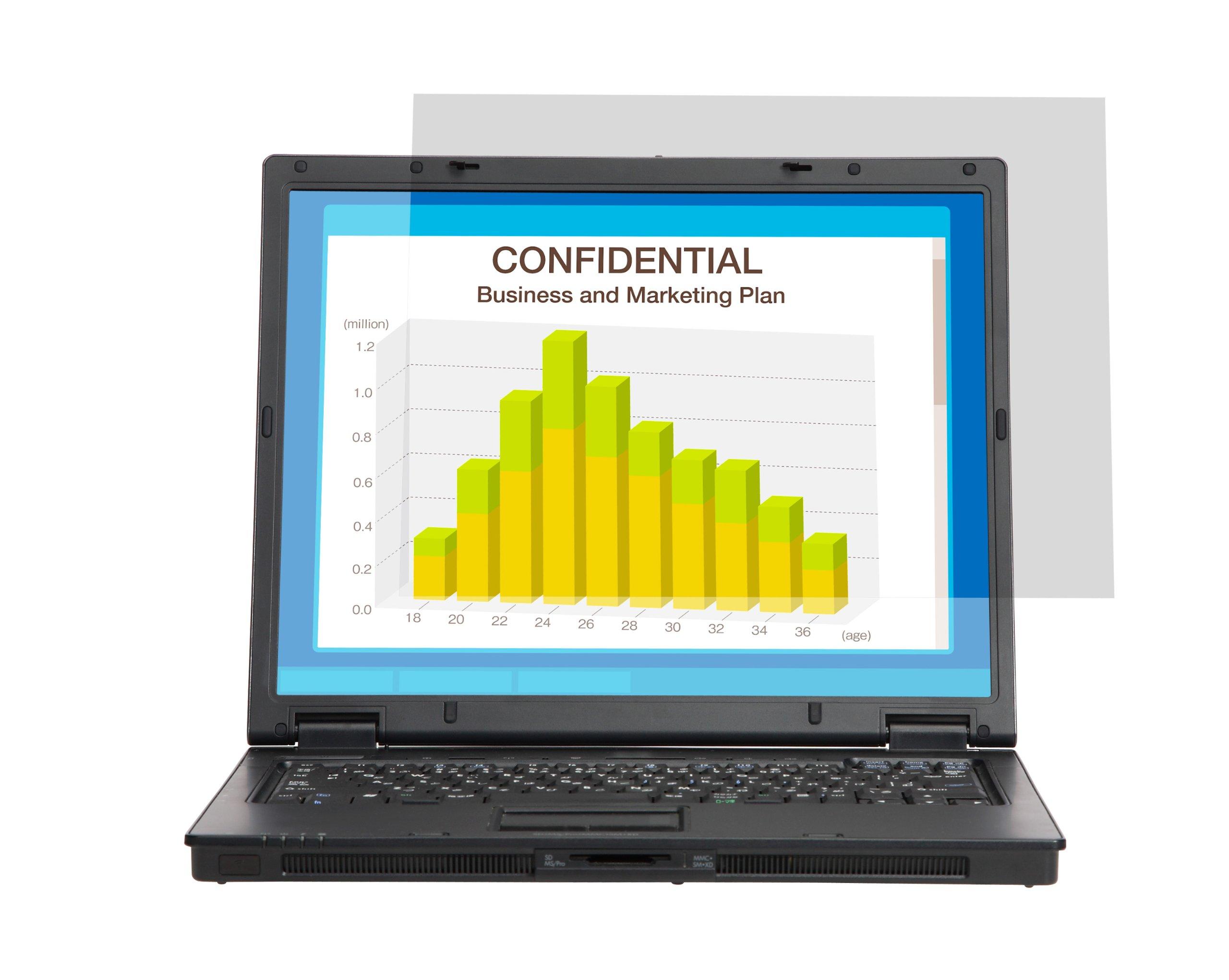 スリーエム セキュリティ/プライバシーフィルター ノートPC用 ハイグレードタイプ 12.5W型 277.5×155.5mm PF12.5W EH2