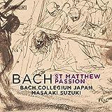 J.S.バッハ : マタイ受難曲 BWV244 (2019年録音) / バッハ・コレギウム・ジャパン、鈴木雅明 (J.S.Bach : St. Matthew Passion (2019recording) / Bach Collegium Japa