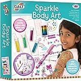 Galt 1005083 Sparkle Body ArtActivity Kit