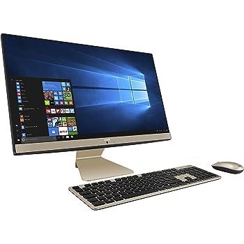 ASUS 一体型デスクトップパソコン VivoAio【日本正規代理店品】超狭額ベゼル/23.8型/1TB HDD/Core i5/4GB/V241ICUK-BA224T