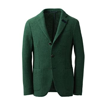 Harris Tweed Jacket: Green