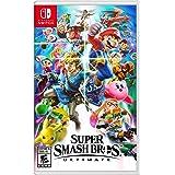 Super Smash Bros Ultimate-Nintendo Switch