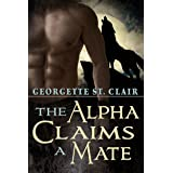 Blue Moon Shifters: The Alpha Claims A Mate (A BBW Paranormal Romance) (Blue Moon Junction Book 1)