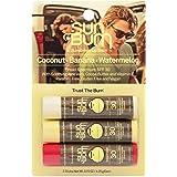 Sun Bum Lip Balm, SPF 30, 0.15 oz. Stick, 1 Count, Broad Spectrum UVA/UVB Protection, Hypoallergenic, Paraben Free, Gluten Fr