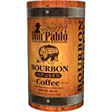 708g Don Pablo Bourbon Infused Specialty Coffee - Whole Bean Coffee - 708g Ounce Bag in Collectible Tube