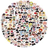 BTS Stickers, BTS Stickers Pack for 160Pcs Waterproof Vinyl Kpop Stickers are Auitable for Laptops, MacBook, Skateboards, Lug