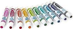 Crayola 588148 Ultra-Clean Expression Stamper Marker (10 Count)
