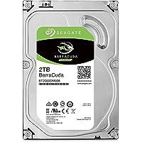 """Seagate BarraCuda 3.5"""" 2TB 内蔵ハードディスク HDD 2年保証 6Gb/s 256MB 72…"""