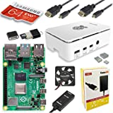 CanaKit Raspberry Pi 4 8GB Starter MAX Kit - 64GB Edition