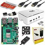 CanaKit Raspberry Pi 4 4GB Starter MAX Kit - 4GB RAM