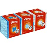 Kleenex Professional Facial Tissue Cube for Business (21286), White, 3 Boxes/Bundle