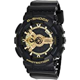 GSHOCK Men's Wrist Watch analog-digital Display and Resin Strap, GA110GB-1