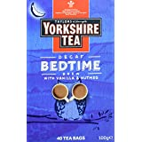 Taylors of Harrogate Yorkshire Tea Bedtime Brew 40 Tea Bags, 100 G
