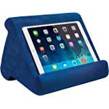 Ontel Pillow Pad Multi-Angle Soft Tablet Stand Blue