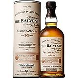 シングルモルト ウイスキー バルヴェニー 14年 カリビアンカスク [イギリス 700ml ]