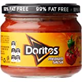 Doritos Medium Salsa, 8 x 300 Grams