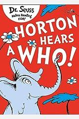 Horton Hears a Who Kindle Edition