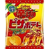 カルビー 辛いピザポテト 60g ×12袋