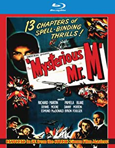 The Mysterious Mr. M [Blu-ray]