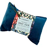 Microwavable Herbal Heat Pack With Removable Cover - Wheat Bag Filled With Wheat And Lavender - Heat or Cold Aromatherapy for