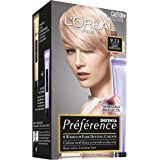 L'Oréal Paris Préférence Permanent Hair Colour - 9.23 Light Rose Gold (Intense, Fade-Defying Colour)