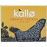 Kallo Chicken Stock Cubes, 66g