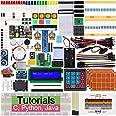 Freenove Ultimate Starter Kit for Raspberry Pi 4 B 3 B+ 400, 434-Page Detailed Tutorials, Python C Java Code, 223 Items, 57 P