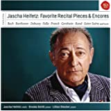 Jascha Heifetz - Favourite Recital & Encore Pieces