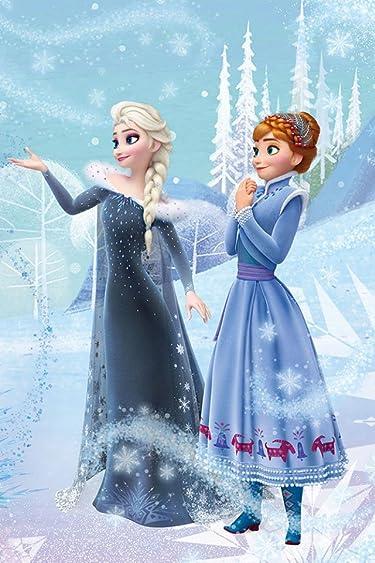 ディズニー  iPhone/Androidスマホ壁紙(640×960)-6 - アナと雪の女王 家族の思い出 家族の絆
