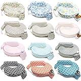 授乳クッション 「赤ちゃんの為に考えられた」 産院で推奨されている 授乳まくら マイブレストフレンド 授乳用クッション キーブルー