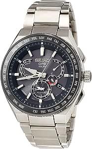 [セイコーウォッチ] 腕時計 アストロン EXECTIVE LINE SBXB123 シルバー